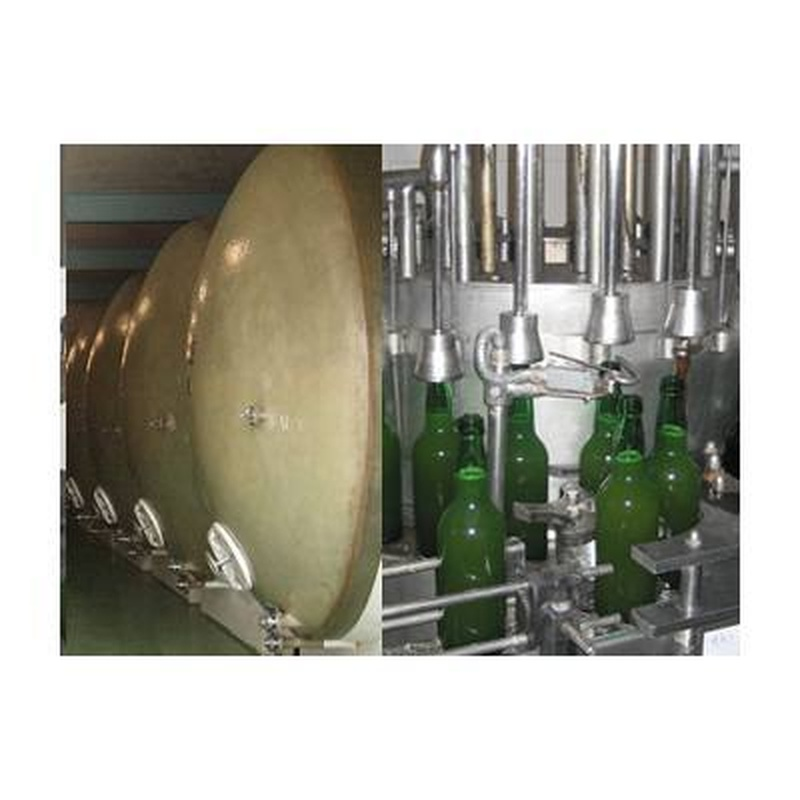 Nuestras instalaciones: Productos de Sidra Riestra