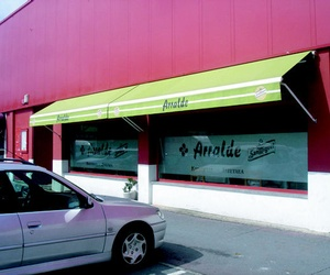 Fábrica de toldos en Donosti | Toldos Iraola