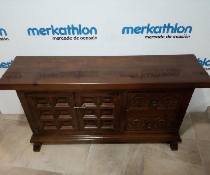 Antigüedades: Productos de Merkathlon Mercado de Ocasión