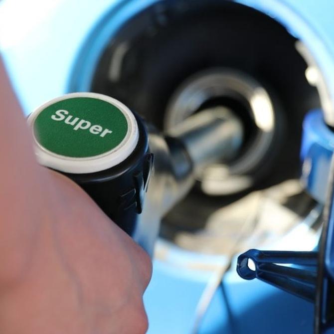 Comparando el GLP y la gasolina