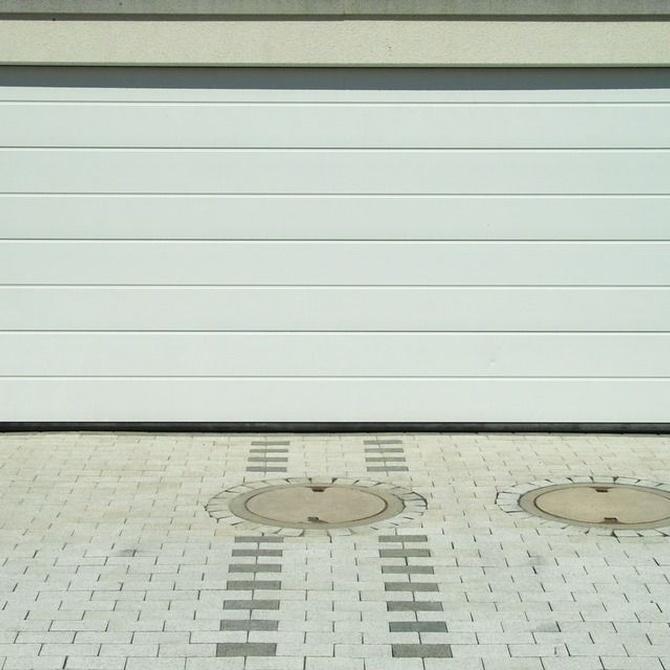 Materiales empleados en las puertas automáticas