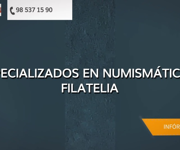 Filatelia y Numismática en Gijón | Filatelia Gijonesa y Numismática