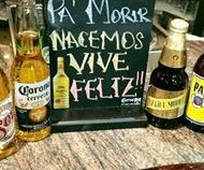 Bebidas: Auténtico Mexicano de Los Mexicanos Restaurante