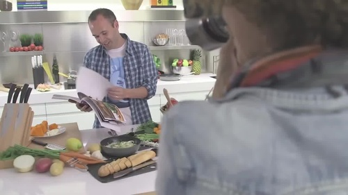 Entrevista a David Muñoz -Cocinando Contigo. ARCOS
