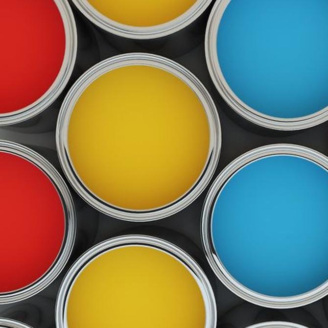 Tipos de pintura para automóviles