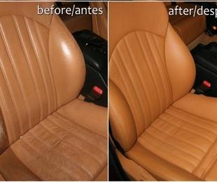 Ventajas de tener una tapicería de cuero bien cuidada en el coche