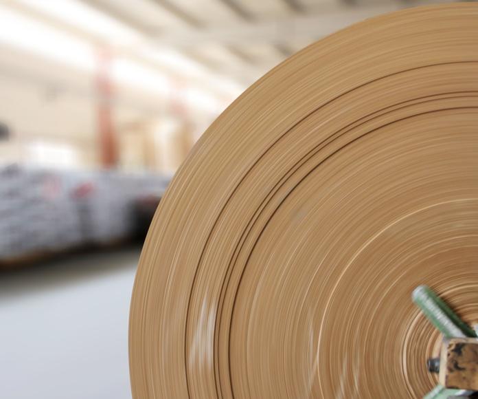 Bobinas de papel: Servicios de Graf & Pack