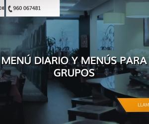 Cenas de empresa en Cánovas, Valencia