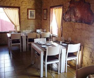 Carnes a la brasa con corte argentino en Alicante