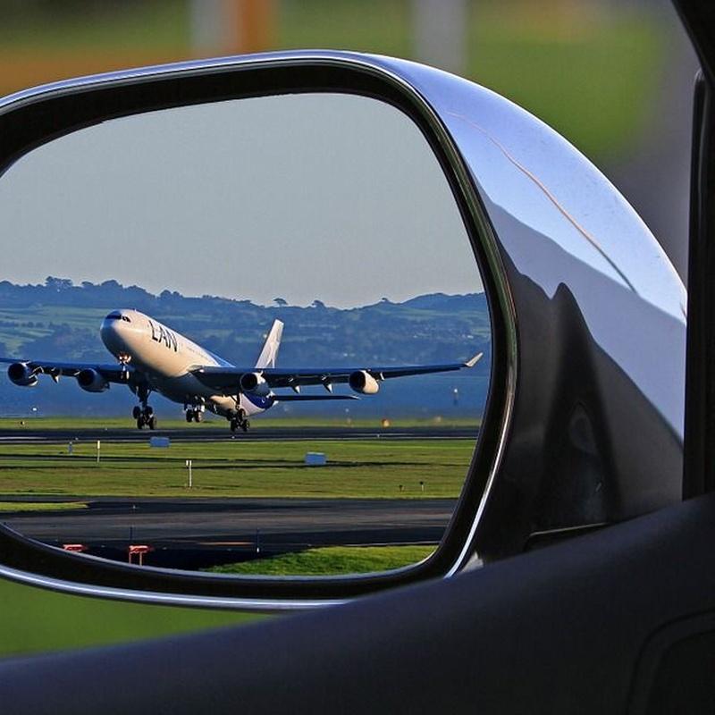 Aeropuerto: Taxi de Taxi Villanueva del Pardillo Directo