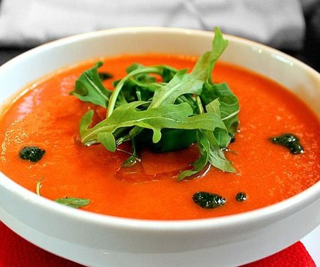 ¿Te apetece un gazpacho andaluz?