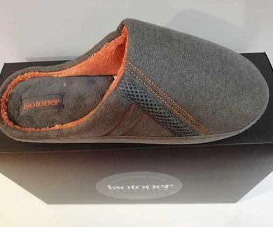 Zapatillas Isotoner para hombre en Alpedrete