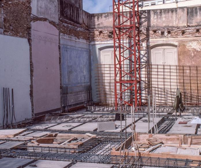 Architect Sitges Office FPM Arquitectura  Francisco Pérez Méndez Arqto: Proyectos  architectsitges.com de FPM Arquitectura