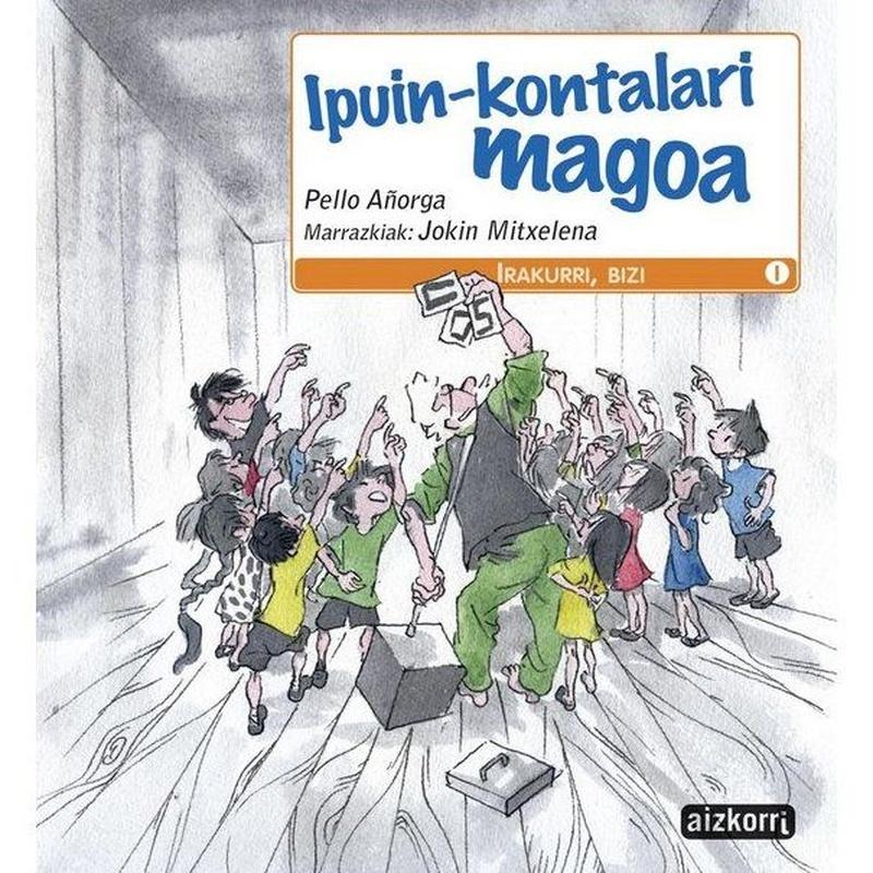 IPUIN-KONTALARI MAGOA: Librería-Papelería. Artículos de Librería Intomar