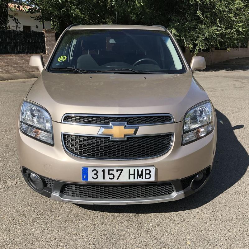 Chevrolet Orlando 2.0 VCDI 130 cv LT:  de M&C Cars