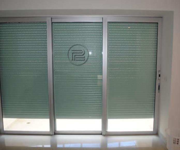 Persianas Zaragoza: Carpintería Aluminio Zaragoza de Aluminios Hecmer