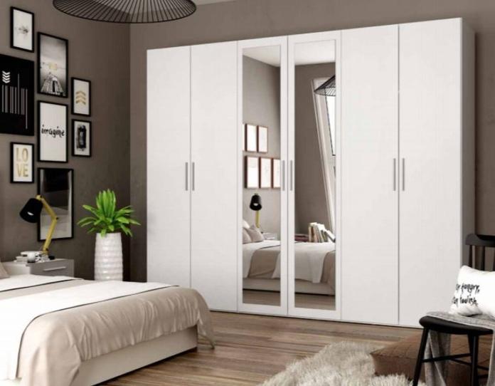 Dormitorio principal: Catálogo de Muebles Moragas