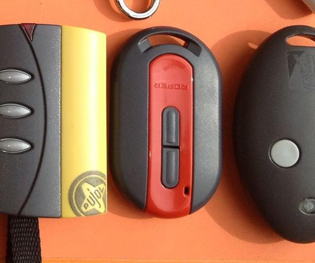 Las ventajas de realizar un duplicado de tu mando de garaje