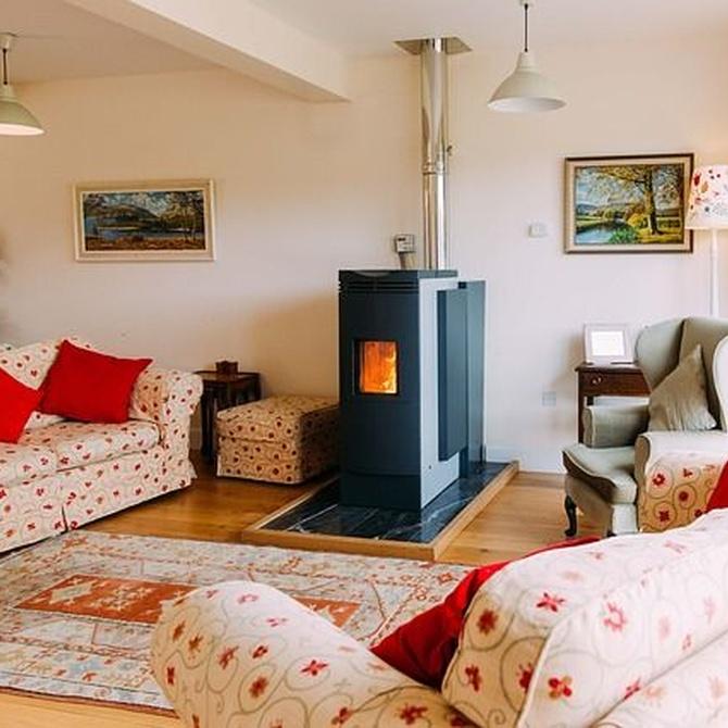 Las ventajas de una estufa de leña en tu hogar