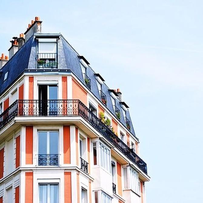Algunas ideas para la fachada de tu edificio