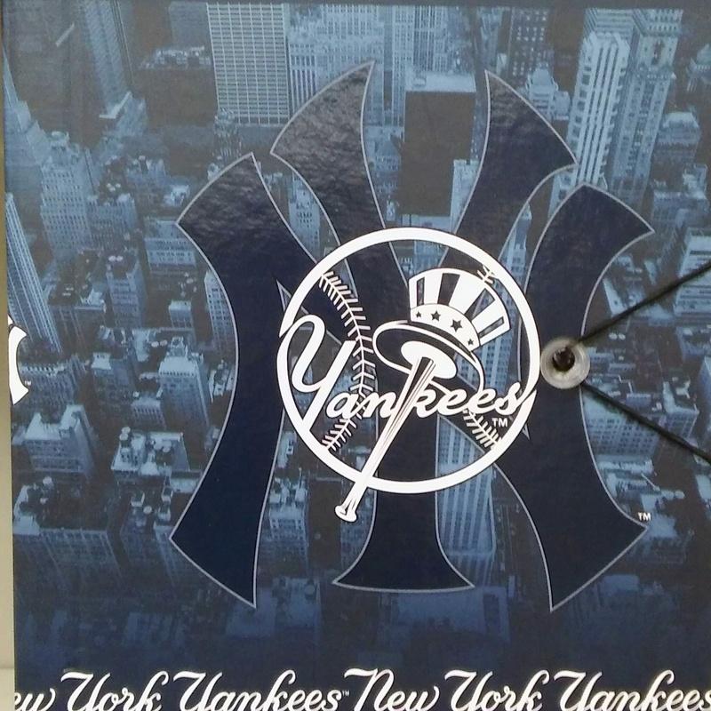 Carpeta clasificadora Yankees Boys 16 * clasificador 12 bolsas r: 41125