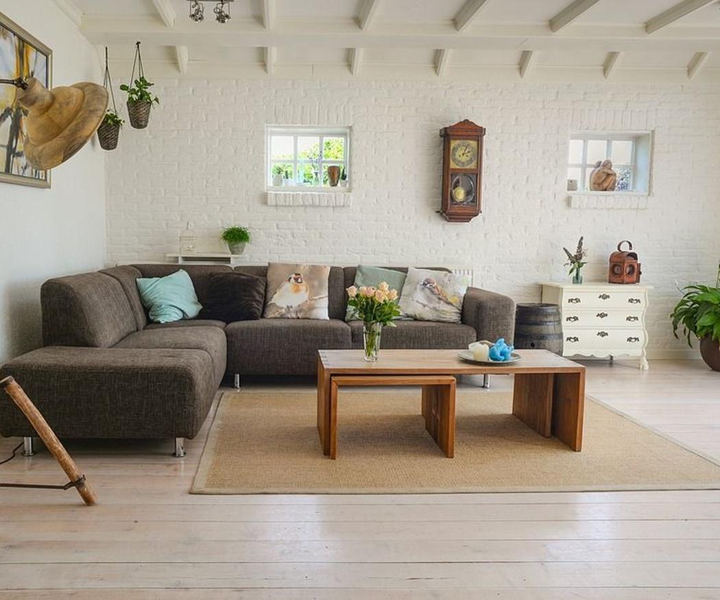 Cinco ventajas de una casa con salón grande