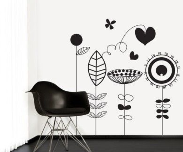 Wall sticker vinilo decorativo Serendipity en Barcelona