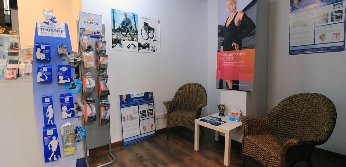 Ortopedias técnicas en Vitoria con asesoramiento personalizado