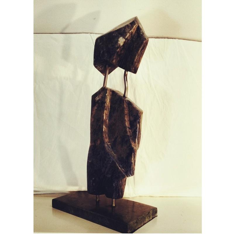 Celestina: Esculturas de Antonia Dávalos