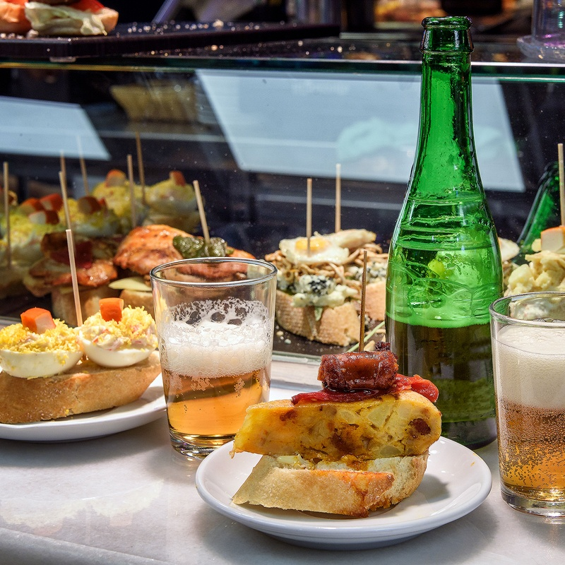 Tapeo: Servicios de Bar No Sweat