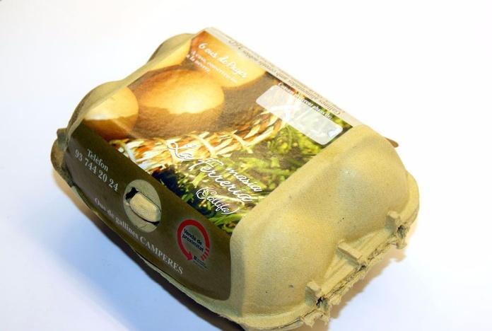 Huevos camperos: Productos de Lucas Gourmet