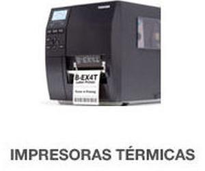 Impresoras Térmicas de Etiquetas, Códigos de Barras y RFID