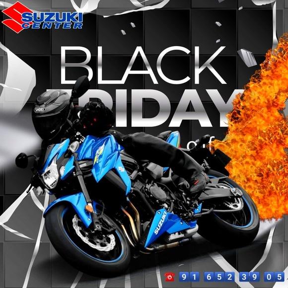 Black Friday Suzuki Center