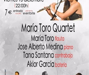 María Toro Quartet