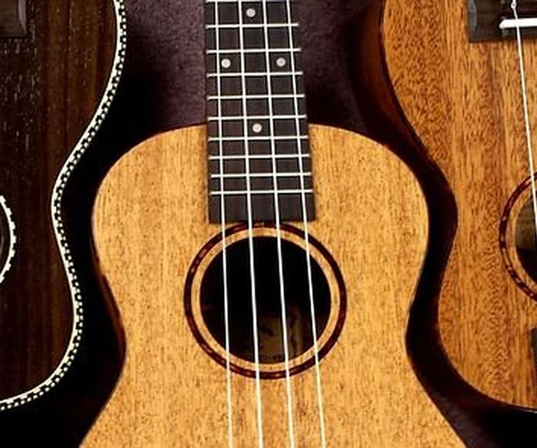 Lo bueno de tocar el ukelele