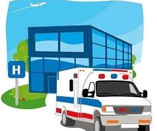 Urgencias en el centro y hospitalización 12h diurna