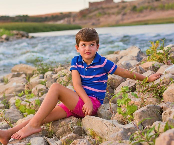 Sesiones fotografica de niños/as