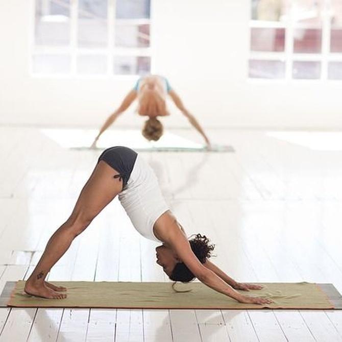 El yoga, beneficioso para todas las edades