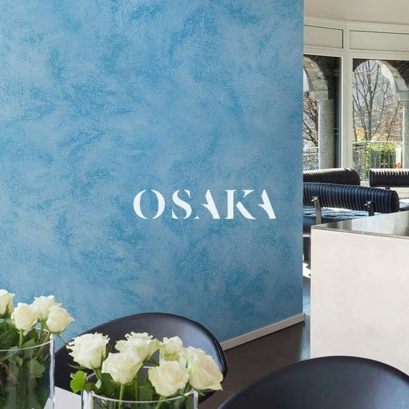 Siroco OSAKA en tienda de pinturas en pueblo nuevo.