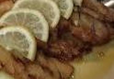 Pato con limón