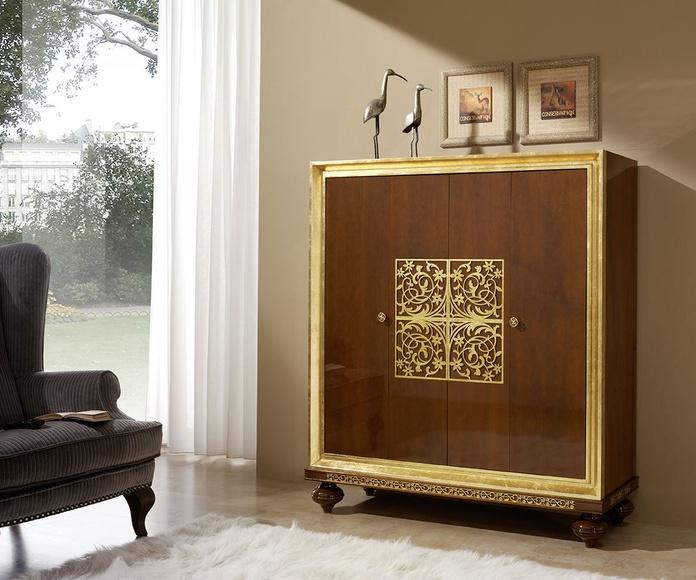 Mueble tv mod 81 Helios cerrado