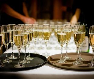 Cavas and champagne