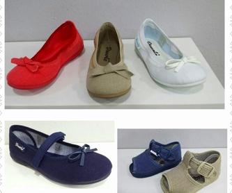 Zapatillas de lona : Calzado infantil  de Petit Cocó