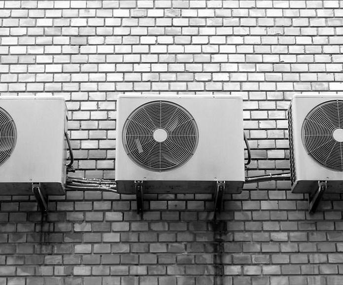 Aire acondicionado y calefacción: Servicios de Reformas M. Romero