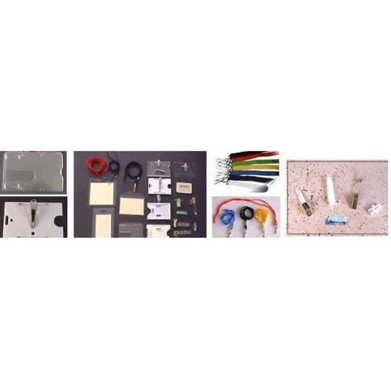 Acreditaciones y accesorios para eventos.: Nuestros trabajos de 3D Distribución Documental, S.L - ( RMC Servicios )