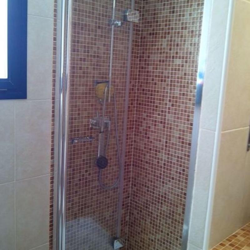 Mamparas de Baño: Productos de Mk Toldos