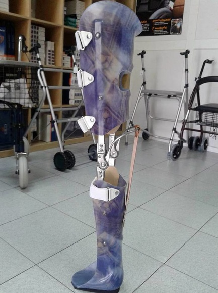 Prótesis de pierna