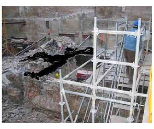 Herramientas para demoliciones manuales