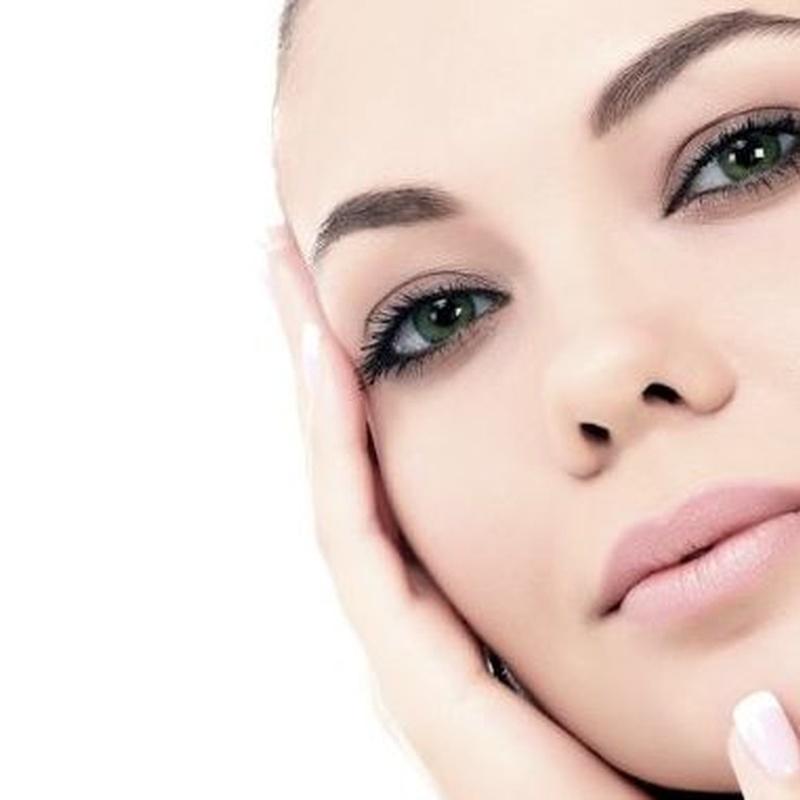 Radiofrecuencia facial en valdemoro