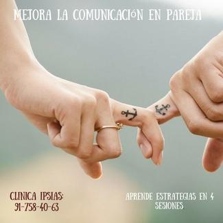 APRENDE A COMUNICARTE MEJOR CON TU PAREJA EN CUATRO SESIONES